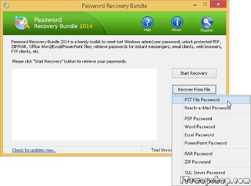Password Recovery Bundle - Great Program to Recover Virtually Any Type of Password - Windows - Software - Browser - SQL - 2