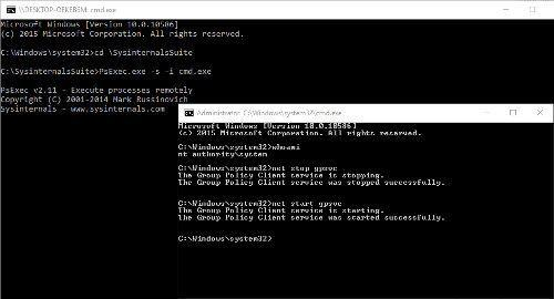 How to Restart Group Policy Client Service | http://www