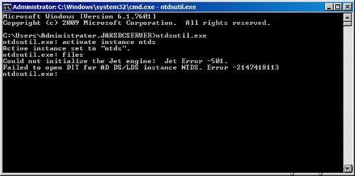 How to Fix C00002E2 Directory Services Could Not Start - Blue Screen 3