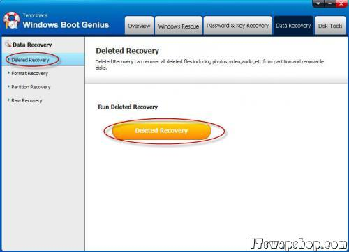 Fix Almost any Boot Problem with Windows Boot Genius and Recover Data and Passwords - 7