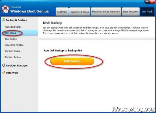 Fix Almost any Boot Problem with Windows Boot Genius and Recover Data and Passwords - 8