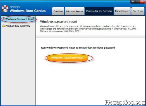 Fix Almost any Boot Problem with Windows Boot Genius and Recover Data and Passwords - 10