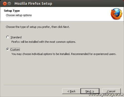 How to Install Windows Version of Firefox on Ubuntu Linux