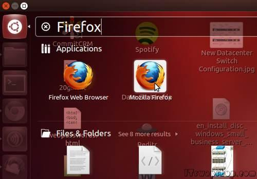 WINE Firefox for Linux Install