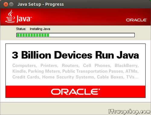 How to Install Windows Version of Java with WINE in Ubuntu