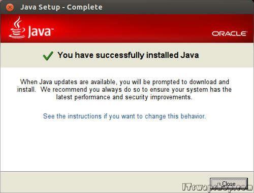 cara install java jdk di windows 7